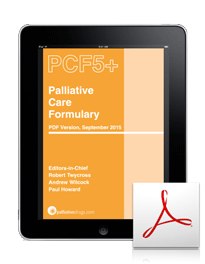 Palliative Care Formulary (PCF5+) PDF